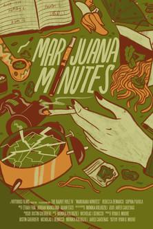 Marijuana Minutes - Poster
