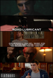 Road Lubricant - Poster