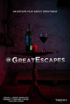 @GreatEscapes - Poster
