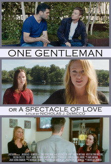 One Gentleman - Poster