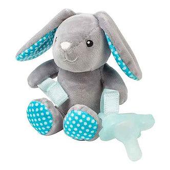 Dr. Brown's - Sujetador de Chupones Lovey Modelo Conejo