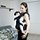Thumbnail: Maternelle - Canguro Ergonómico 4 en 1 - Plomo con Diseño Unicornio 4m+