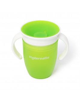 Maternelle - Vaso Entrenador Antiderrame - Verde
