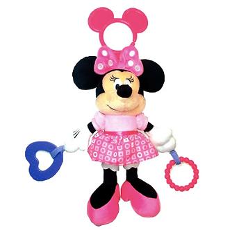 Disney Baby-Minnie con sonajas