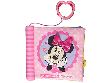 Disney Baby-Minnie Mouse Mi Primer Libro