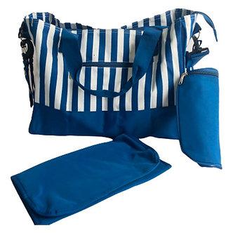 Maternelle - Shaobo - Pañalera de Paseo Azul