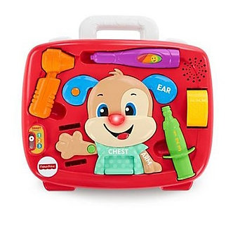 Fisher Price-Perrito Botiquín Médico