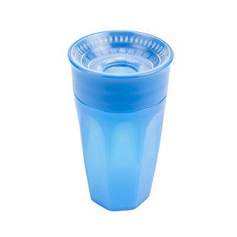 Dr. Brown's - Vaso Cheers 360° de 10oz/300ml 9m+ Azul