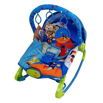 Infanti - Silla Nido Vibradora Circus Baby