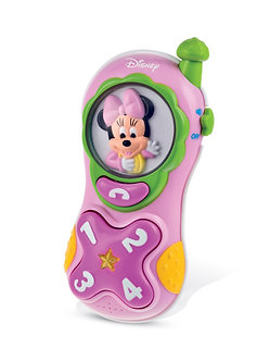 Disney Baby-Teléfono Celular Minnie