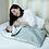 Thumbnail: Maternelle - Sleeping Bag Baby - Celeste Búho