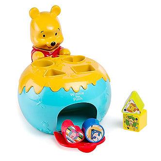 Disney Baby-Juguete Encajables de Winnie Pooh