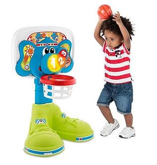 Chicco - Canasta Interactiva de Basket