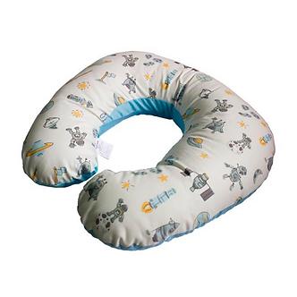 Maternelle - Almohada de Lactancia 5 en 1 - Celeste Espacial