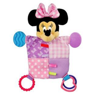Disney Baby-Minnie Mantita con Sonajas