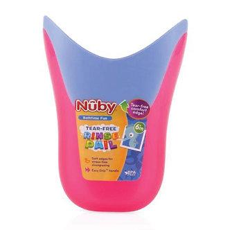 Nuby - Balde De Enjuague Fucsia