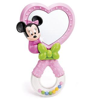 Disney Baby-Minnie Sonajero con espejo