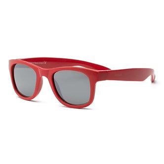 Real Shades-Lentes de Sol Surf-2 años a más-Rojo