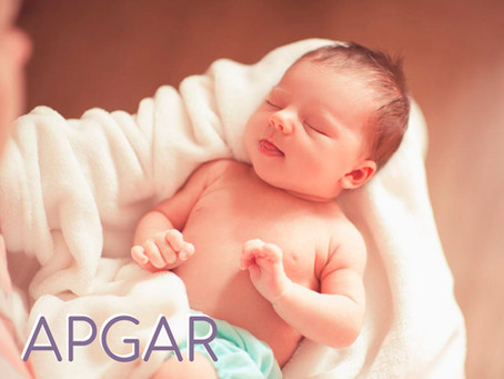 ¿Sabes qué es el Puntaje de Apgar?