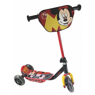 Infanti - Scooter Baby 3 ruedas Disney Mickey 5 años+