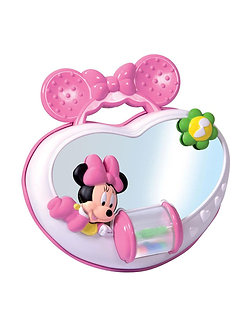 Disney Baby-Minnie Espejo Musical