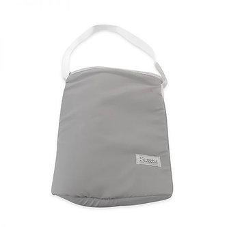 Sweetie - Porta biberones doble gris