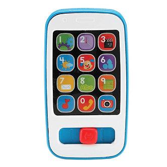 Fisher Price - Smartphone de aprendizaje Celeste