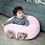Thumbnail: Maternelle - Puff de Bebé - Rosado Plush