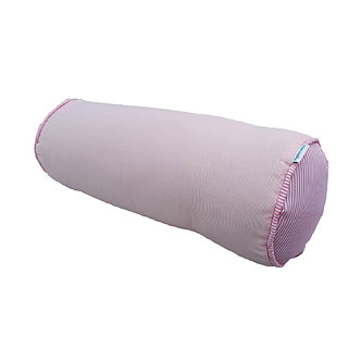 Maternelle - Rodillo Antialérgico para Estimulación Rosado Rayas