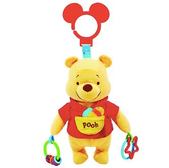 Disney Baby-Pooh con Sonajas