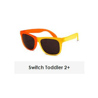 Real Shades-Lentes de Sol Switch-2 años a más-Amarillo y Naranja