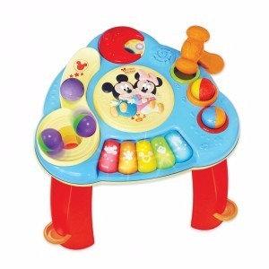 Disney Baby-Mesa de Actividades Musical Golpea y Pulsa