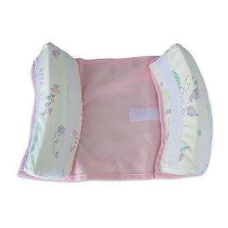 Maternelle - Posicionador con respiraderos - Rosado Unicornio
