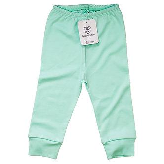 Babas Cotton - Pantalón Verde Agua - Algodón Pima
