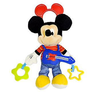 Disney Baby - Mickey Mouse Estrella de Rock con Sonajas