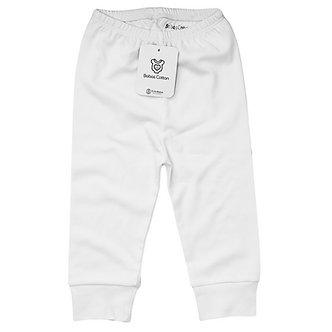 Babas Cotton - Pantalón Blanco - Algodón Pima