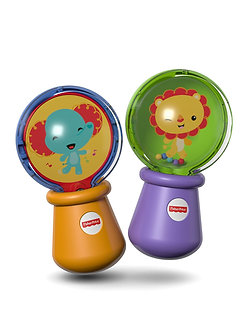 Fisher Price-Maracas de Animalitos