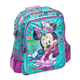 Scool - Mochila Escolar Minnie Mouse