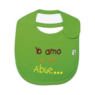 Piccole Cose - Babero - Yo Amo a mi Abue...