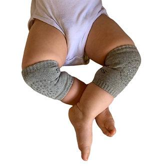 Maternelle - Shaobosh - Rodillera Ergonómica Para Bebé Gris Claro 6m+