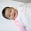 Thumbnail: Maternelle - Juego de Sábanas para Cuna - Rosa