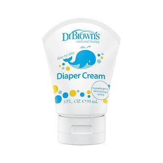 Dr. Brown's - Crema Para Pañales Natural Para Bebés Dr. Brown's