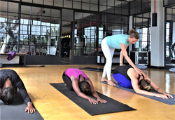 Yoga teacher and Yoga therapist
