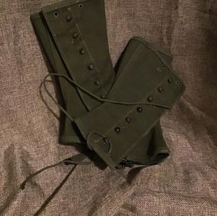 WWII U.S. Army Spats