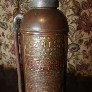 Vintage Fire Extinguisher #2