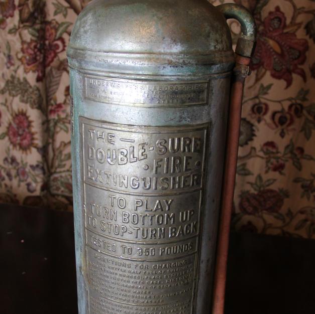 Vintage Fire Extinguisher #1