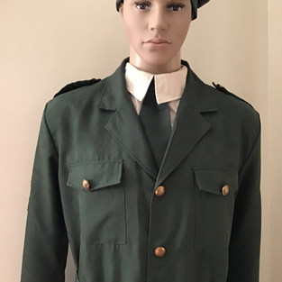 WWII Officer (Background)