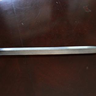 Medieval Stunt Sword #1