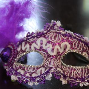 Masquerade Mask #5