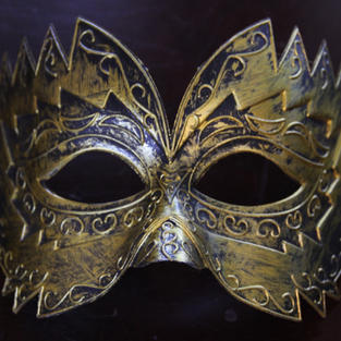 Masquerade Mask #3